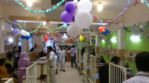Eid Celebration in Civil Hospital